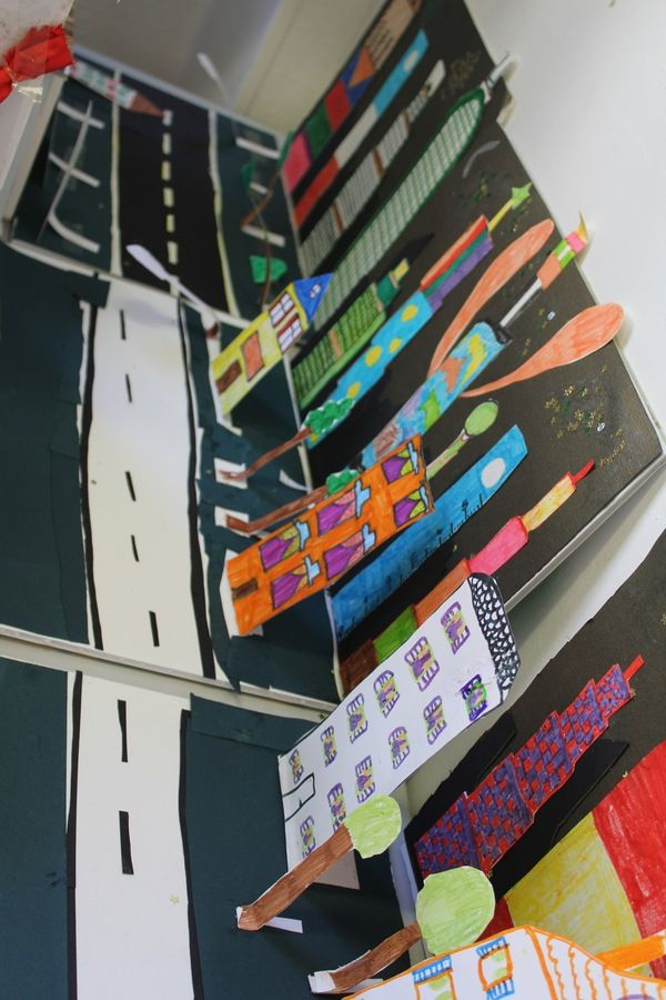children's architecture workshopnoémie flecher, via behance