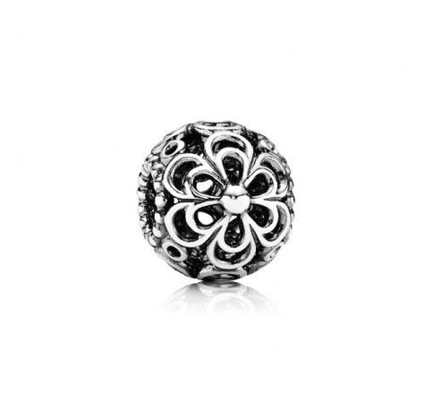 Pandora Zilveren Bloemen Bedel 790965