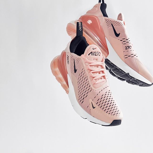 38acf58488 We've got three words for these Nike Air Max 270s: Baby. Got. Back ...