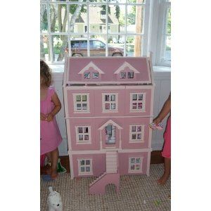 Plan toy victorian doll house kiddos pinterest toys for Victorian doll house plans