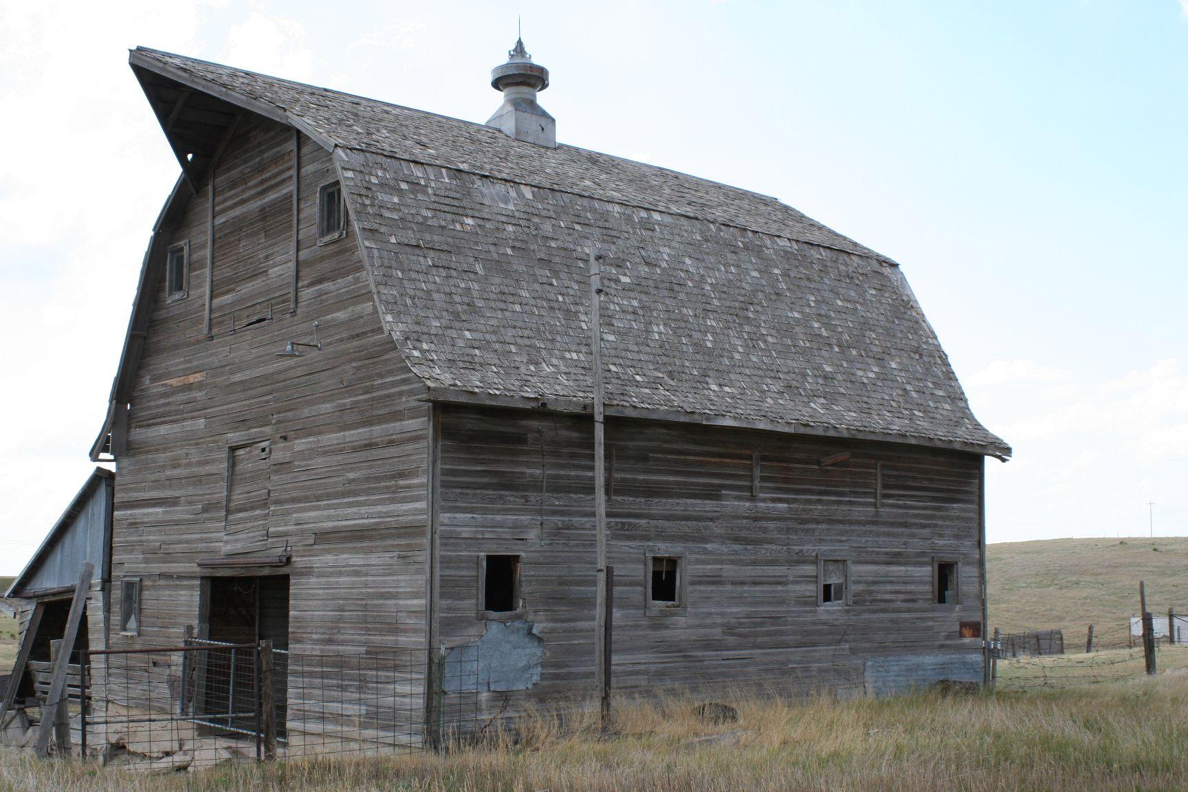 Abandoned barn in Colorado | Barns | Pinterest