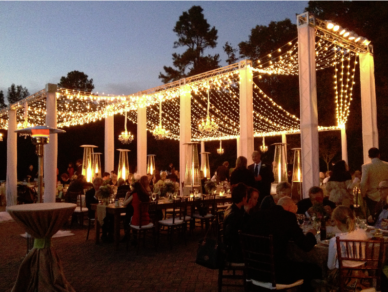 Wedding Venues Wake Forest | Forest wedding venue, Wedding ...