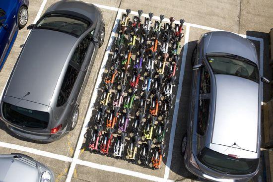 Brompton Bike Tours At 100 Design London Folding Bike Brompton