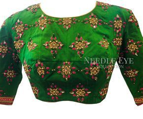 3ede4c2597374 Green Pink - the most celebrated colour combination.Get a intricate ...