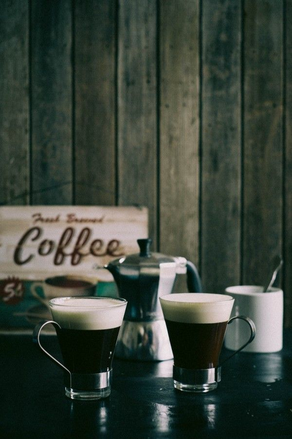Image by Vin & Clever on C&T | Irish coffee, Coffee ...