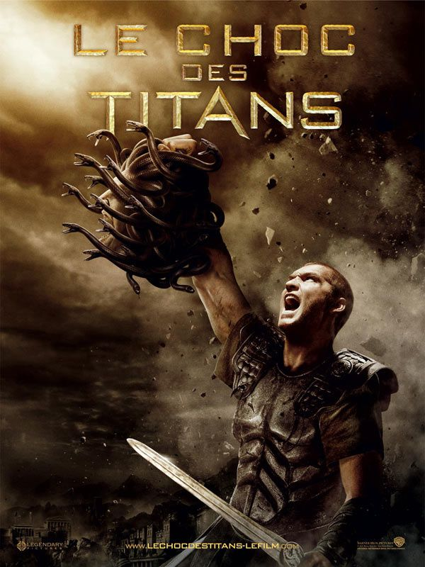 Le Choc Des Titans Streaming : titans, streaming, Titans, Streaming, Films, Clash, Titans,, Movies, Online,