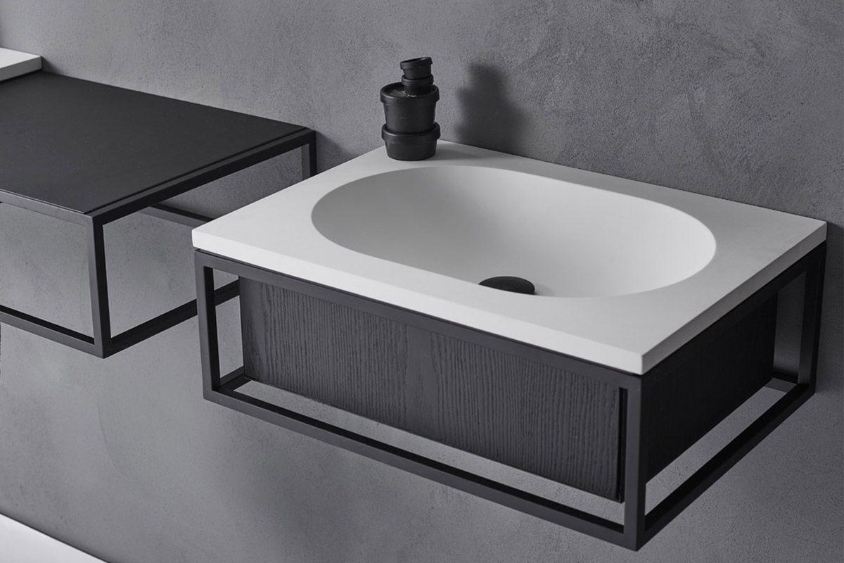 ex t frame bathroom klare linien rh pinterest at