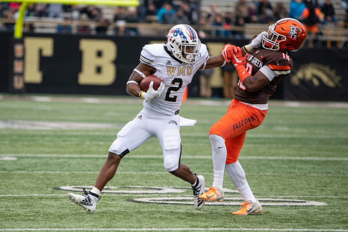 Eastern michigan football falls in overtime at toledo