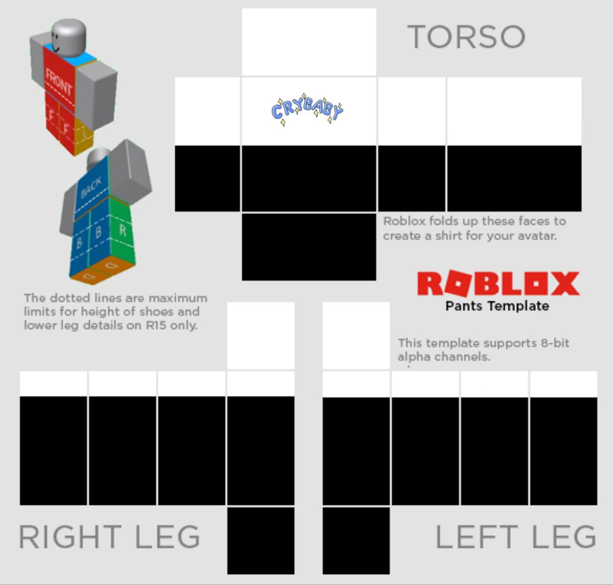 Pin By Familia Alvarezcastro On Roblox In 2020 Roblox Shirt Create Shirts Aesthetic Template