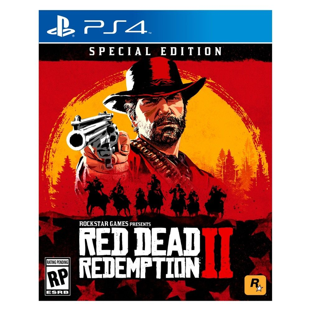Red Dead Redemption 2 Special Edition Playstation 4 Red Dead Redemption Game Red Dead Redemption Red Dead Online