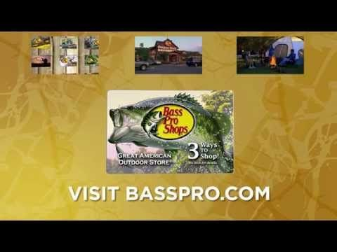 Bass pro shop gift card for ammunition | Gift ideas for Bob ...