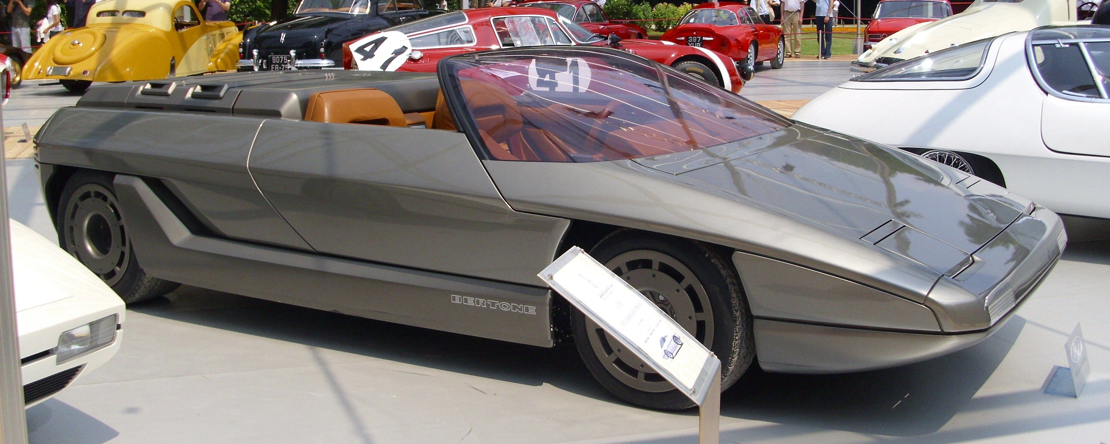 Lamborghini 'Athon