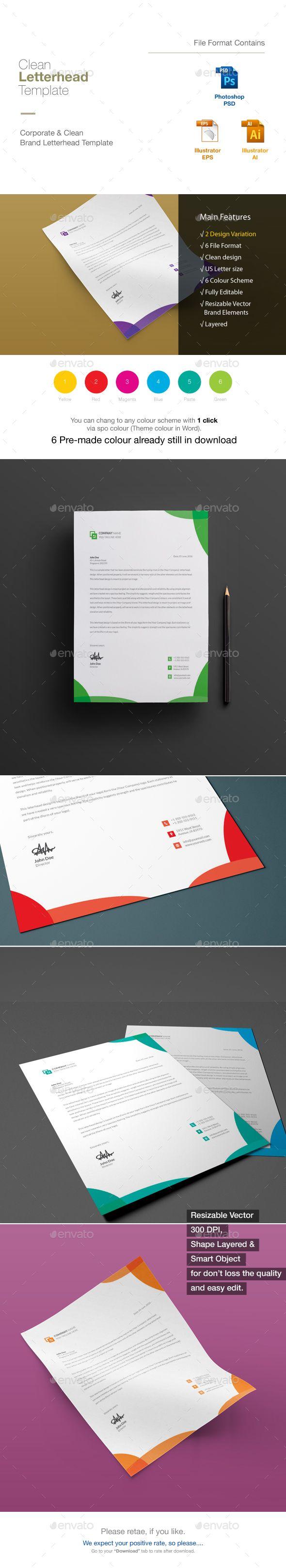 Letterhead Letterhead Stationery printing and