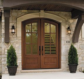 Wood Entry Doors from Pella | Pella.com | Tulsa Project ...