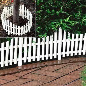 Picket Fence Edging By Emsco Http Www Amazon Com Dp B000256mog