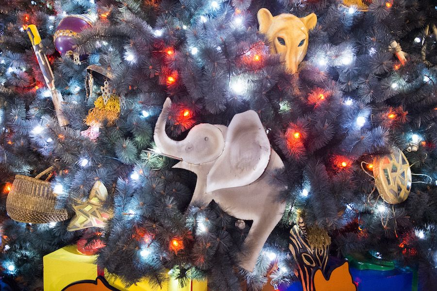 Disney's Animal Kingdom Christmas