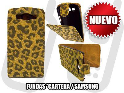 *NUEVO* - FUNDA + CARTERA FLIP / VERTICAL [LEOPARDO] - SAMSUNG GALAXY S3 [I9300] - SOLO EN MGWIRELESS!!! https://www.facebook.com/mgwirelesstj