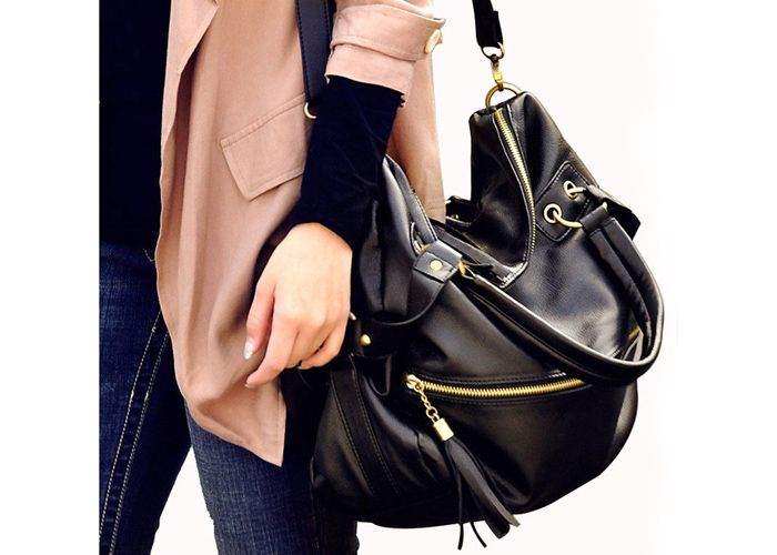 Details about  /All Categories-Luggage /& Bags-Women/'s Bags-Top Handle-Leather-Casual Handbags