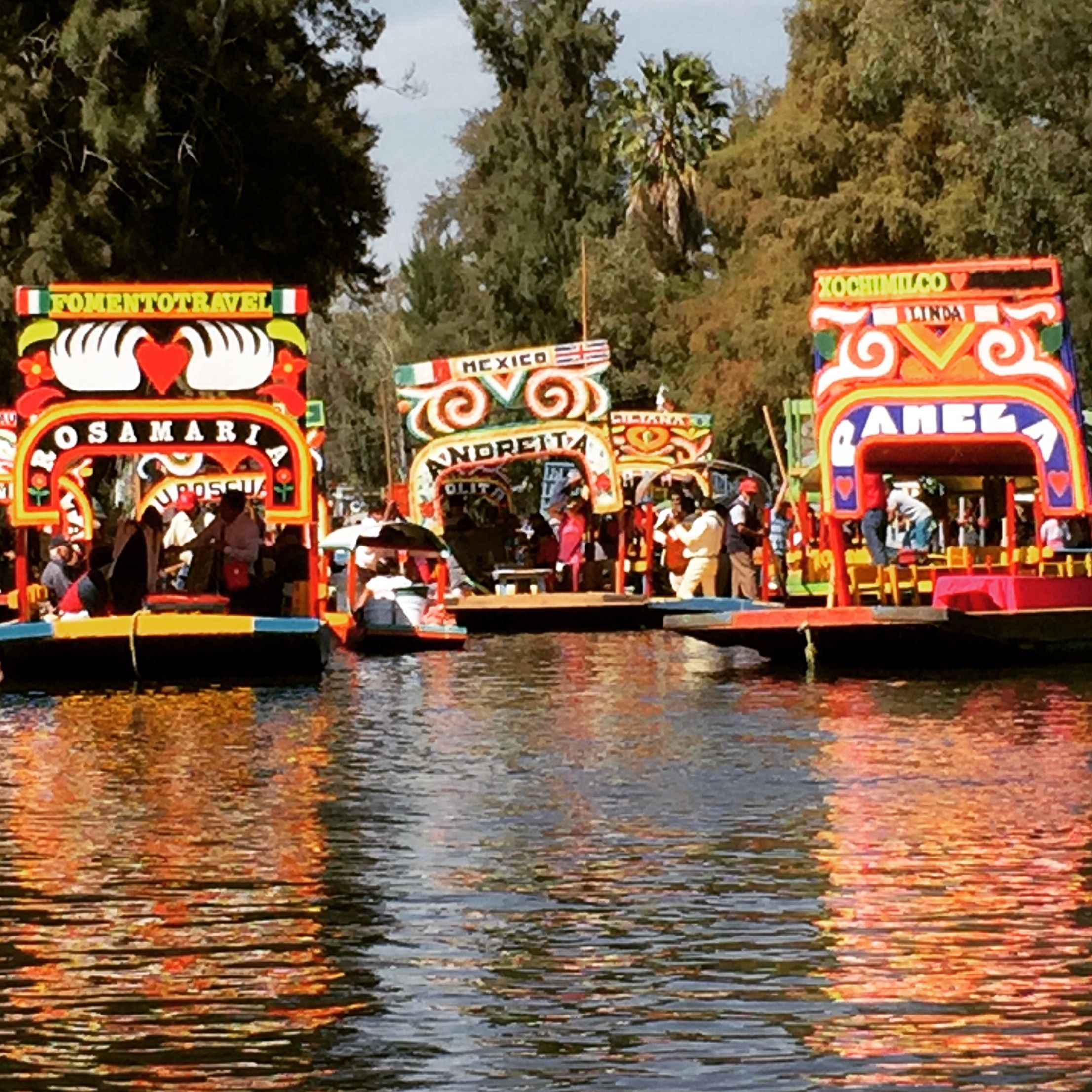 when visiting mexico city xochitlmilco should be on your itinerary rh pinterest com