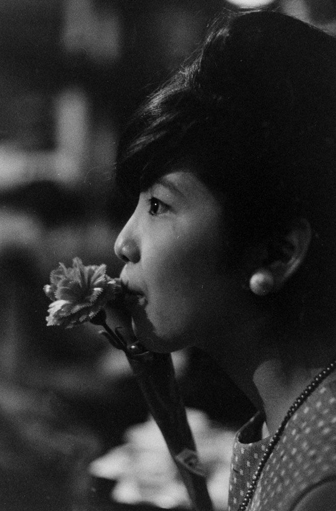 Japanese youth, Tokyo, 1964. Michael Rougier—Time & Life Pictures/Getty Images