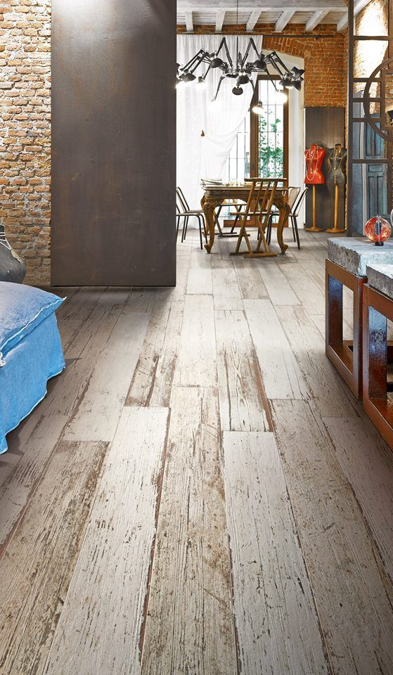The Worn And Lovely Look Of Vintage Barn Wood Is