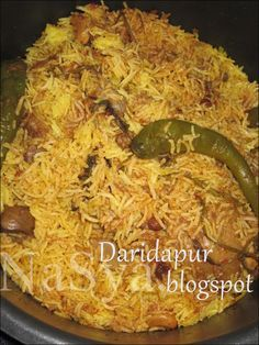 Biryani Tanam Biryani Food Indian Dishes