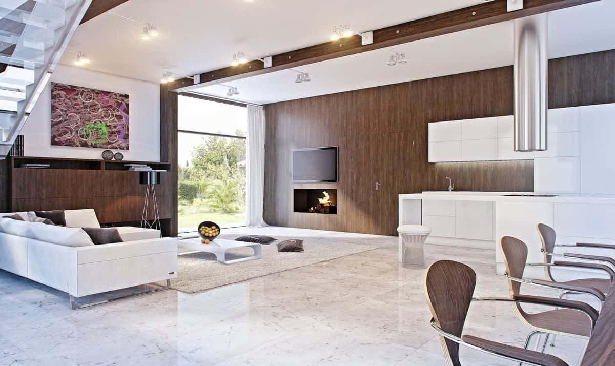 The Benefits Of Marble Flooring White Marble Floor Modern