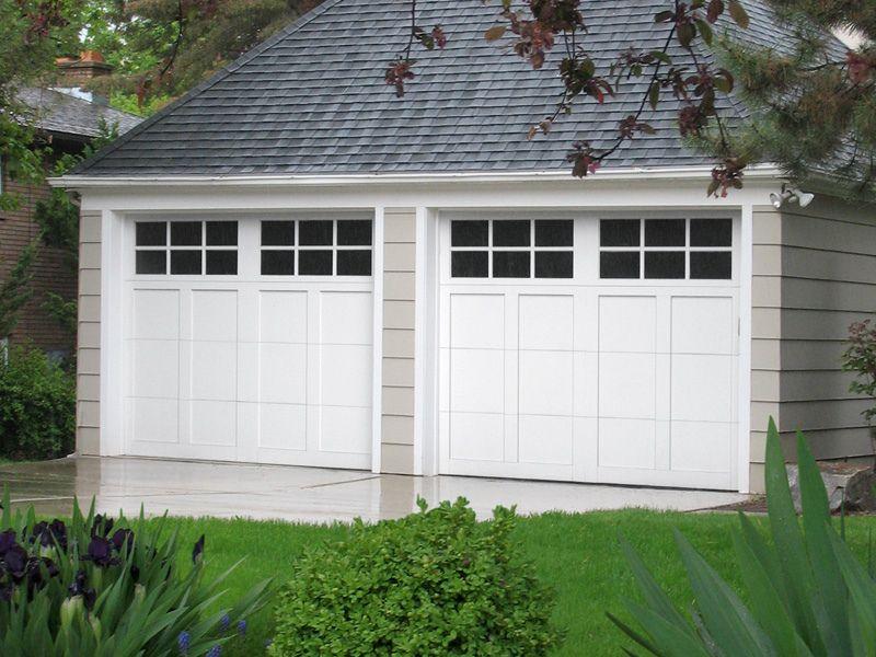 7 Ways To Get Your Garage In Gear Carriage Garage Doors Garage Door Design