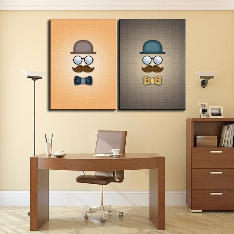 living room art prints%0A   pcs morden office Decor Canvas Wall Art Picture Living Room Canvas Print  Modern Painting Large