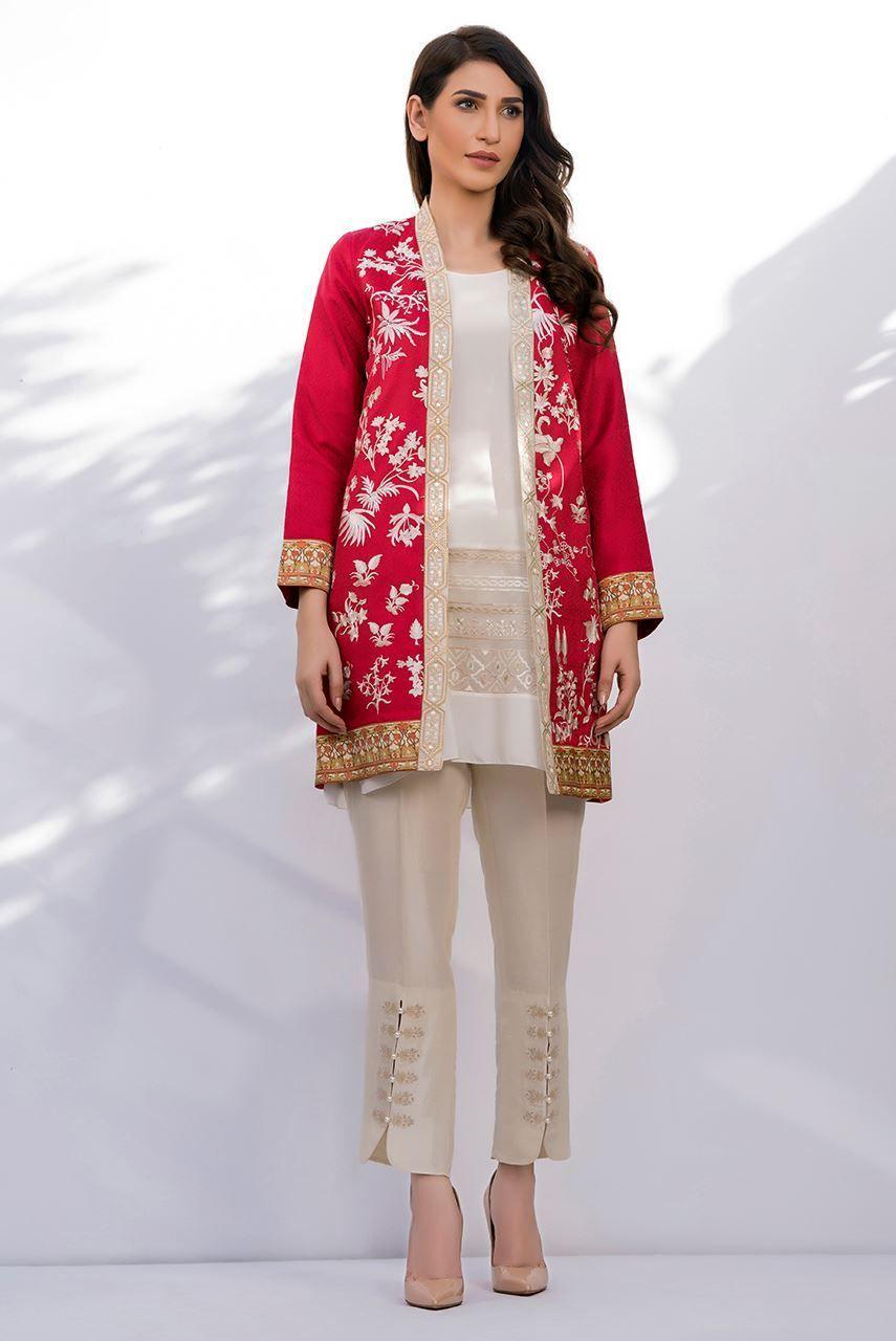 964d1500e Sania Maskatiya Luxury Pret Wear For Fall Winter 2017
