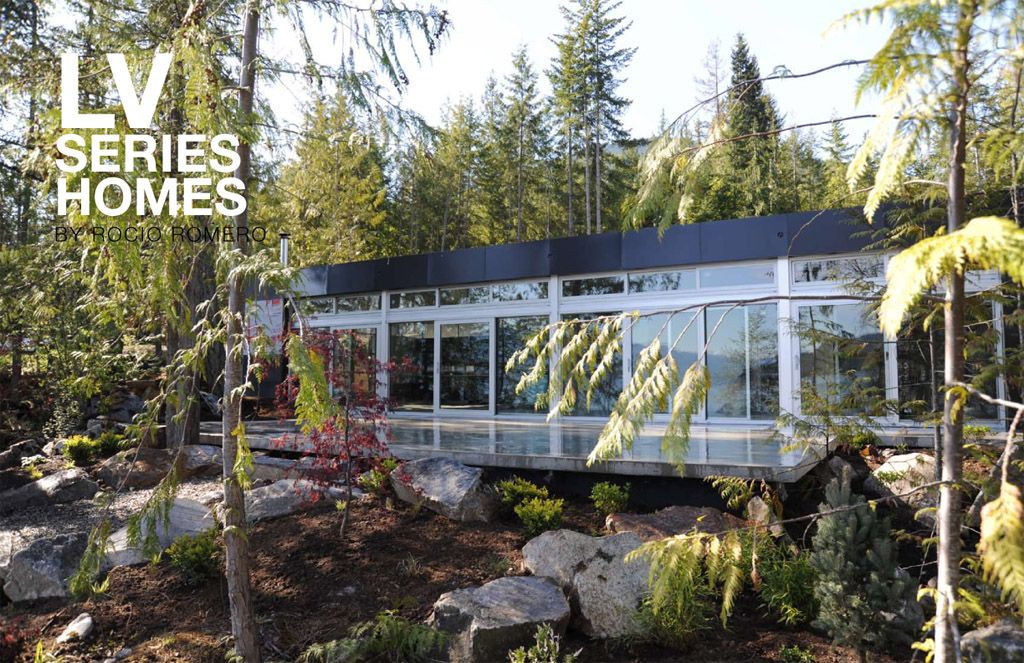 a modern pre fab mountain cabin is my can do dream with my hubby rh pinterest com