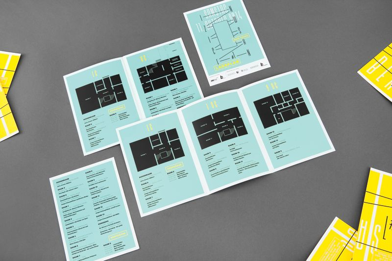 HOW International Design Awards Merit Winner:   Inzwischen #1 Creative Team: JAC-Gestaltung Judith Anna Rüther Client: Zukunftsakademie NRW Location: Dortmund, Germany