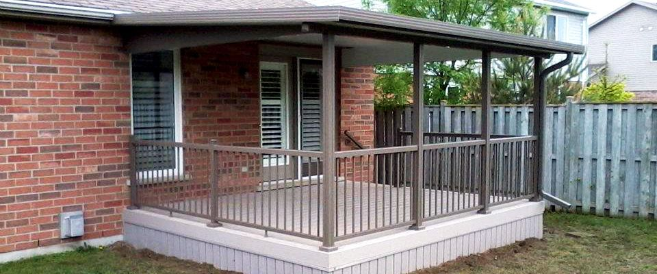 Awnings, Patio Covers and Carports | Metal awning, Patio ...