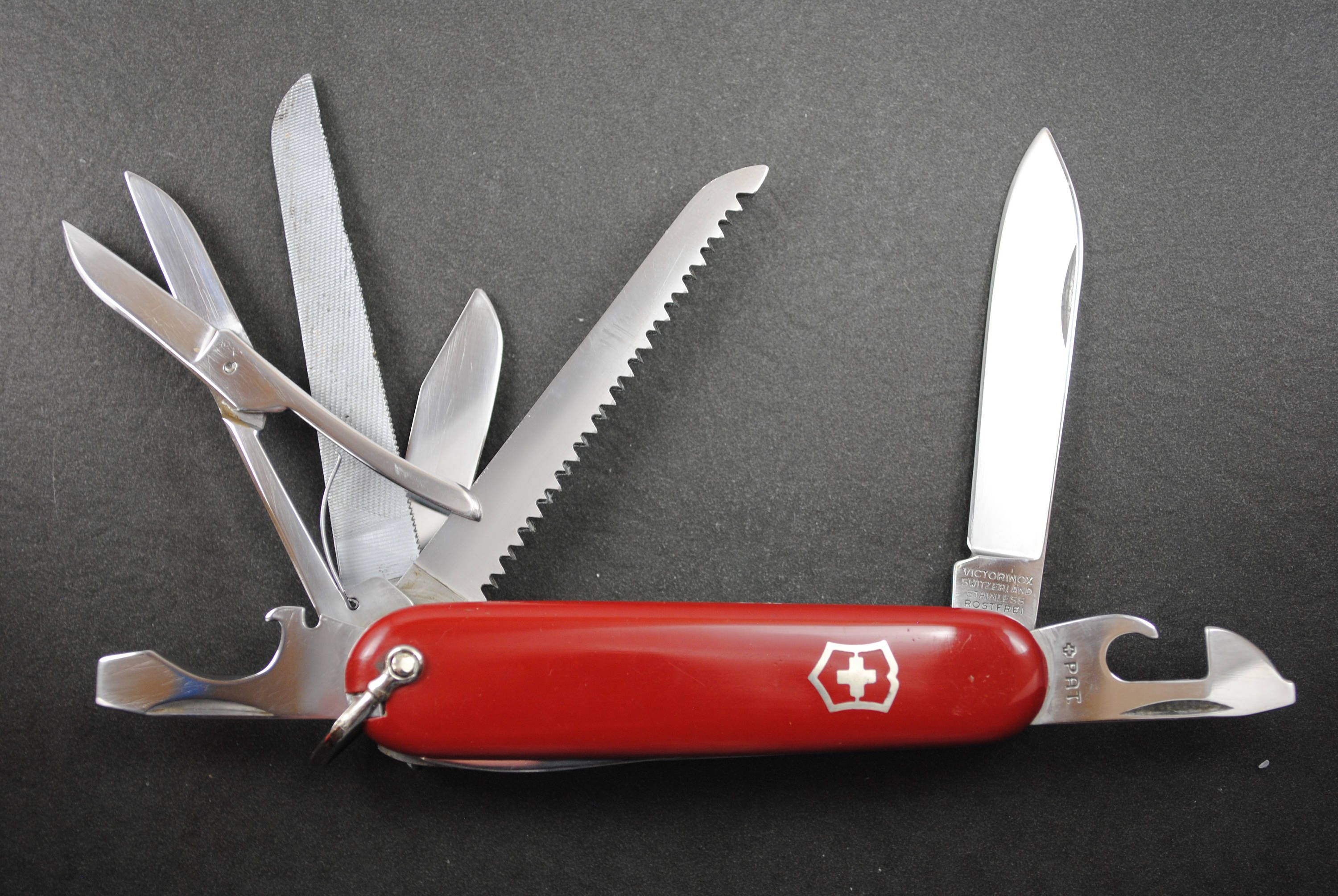 Vintage Swiss Army Knife Victorinox