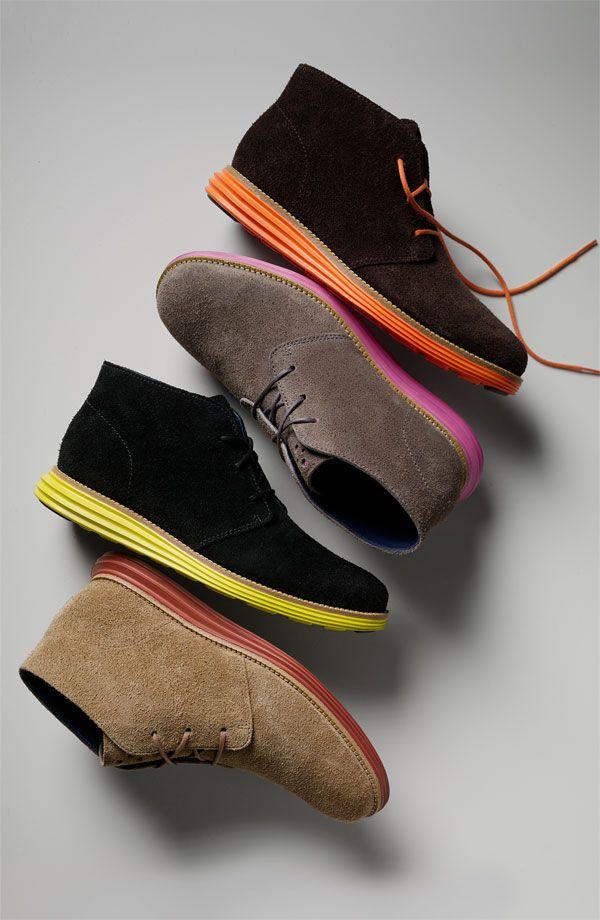 Cole Haan 'LunarGrand' Chukka Boot (Men