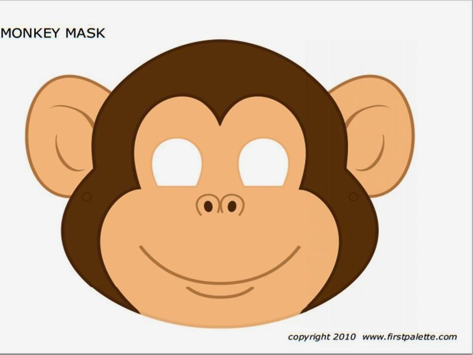 Recursos De Evangelismo Máscaras De Animais Coloridas Quà Tặng