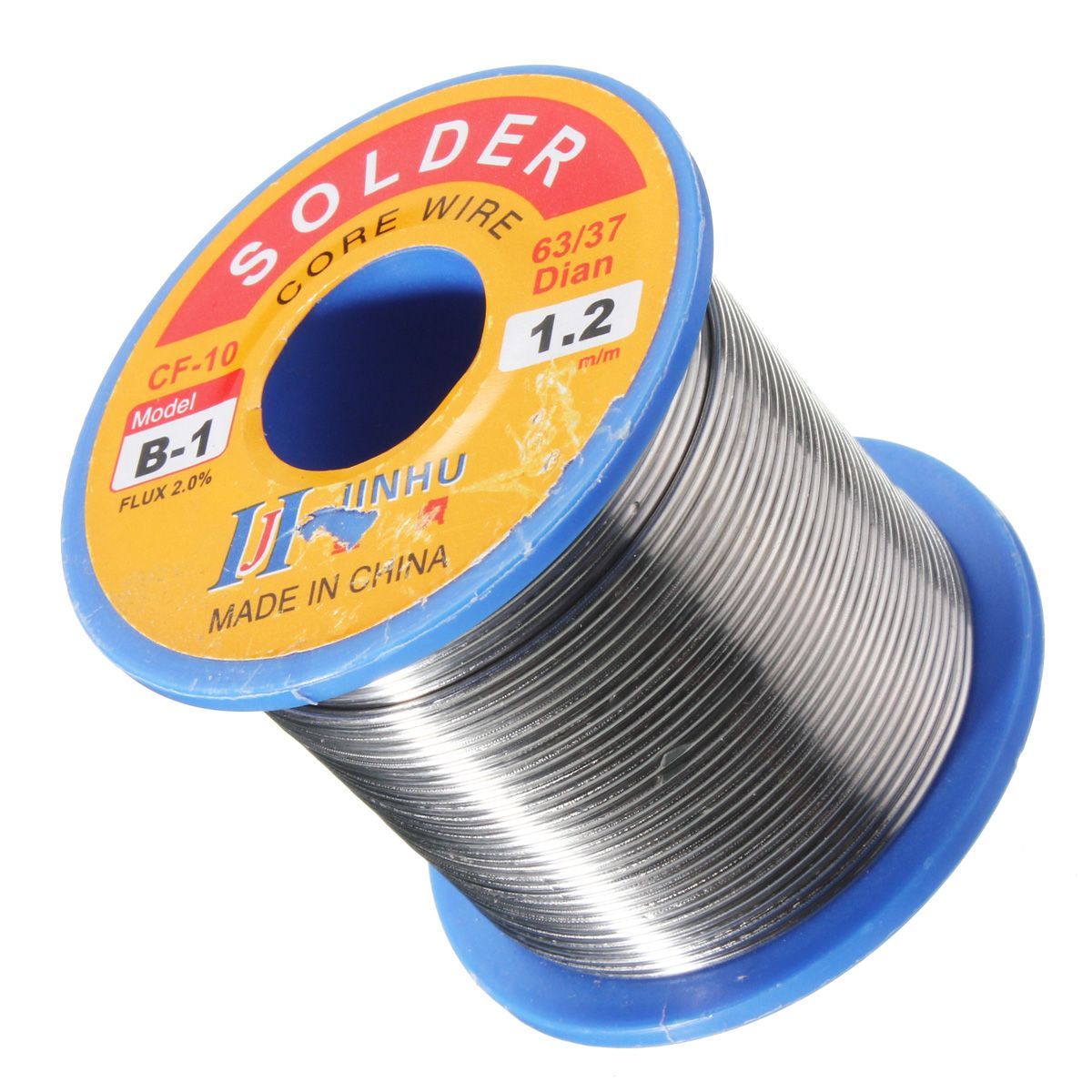 300g 12mm Reel Roll Welding Wire Solder 63 37 Tin Lead Tools Bga Soldering Tool Kit 12 Different Circuit Board Flux