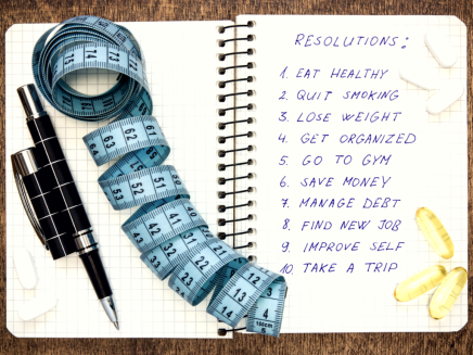 #1 New Year's Resolution and Why People Fail to Achieve It (and how to succeed!) #weightloss #fitness