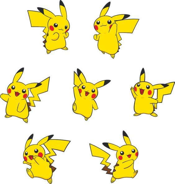 File:Pikachu - Pokemon Typing Adventure.svg