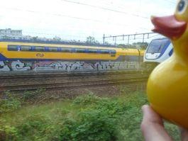 Treinen # 115 van 365