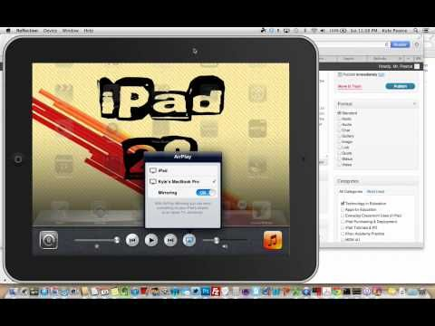 Reflection Reflector App Use Airplay To Mirror Ipad Without Apple Tv Ipad Apple Tv App