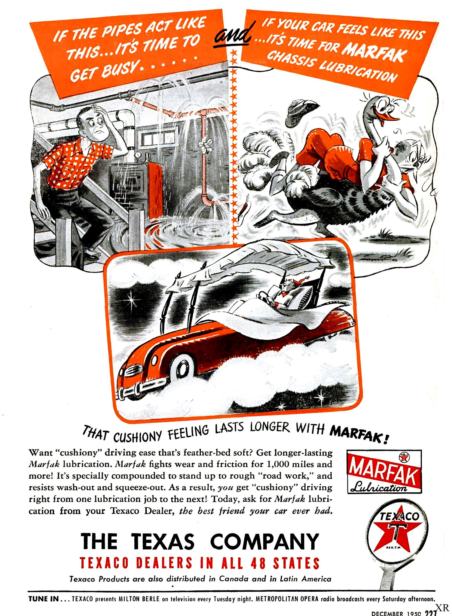 1950 Marfark First Photo Car Advertising 70s Cars