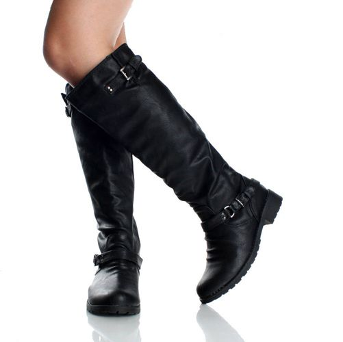 Womens-motorcycle-boots.jpg (501×500) | GearUp | Pinterest