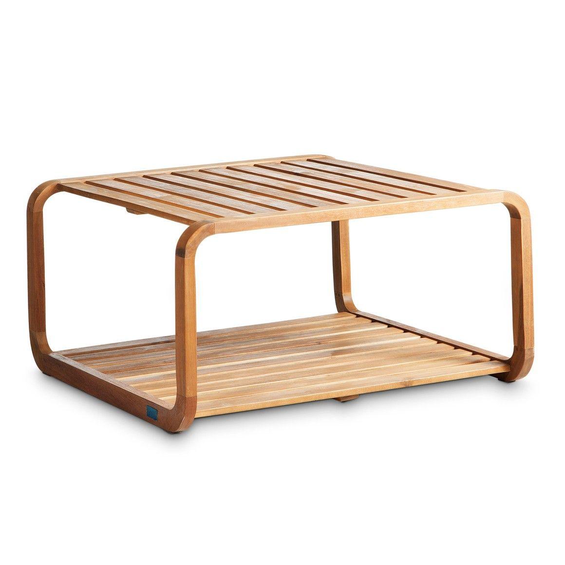 Beistelltisch Weiss Mit Holzgestell In Teaklook Bayamo Braun 15373303 0 Clubtisch Tisch Und Beistelltisch Weiss