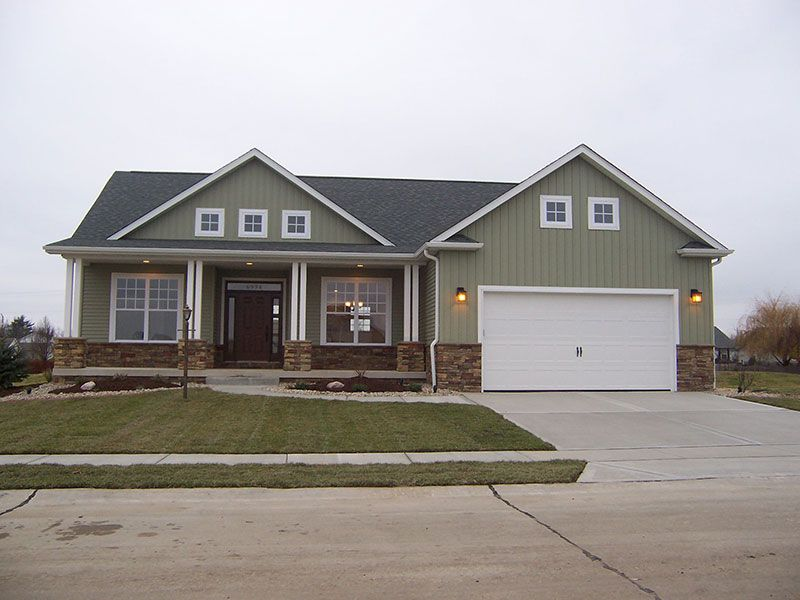 Gebhardt Homes Custom Home Builder