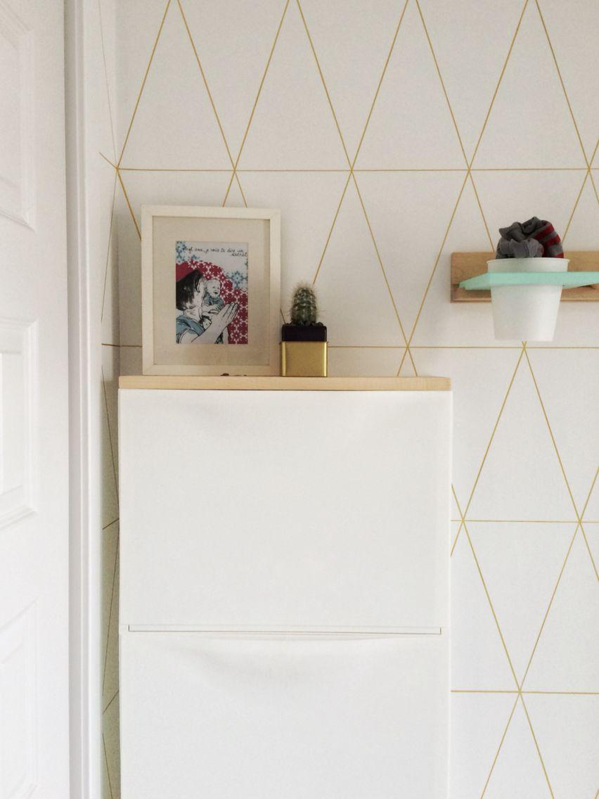trones de ikea rangement chaussures pour mon entr e cosas pinterest recibidor. Black Bedroom Furniture Sets. Home Design Ideas