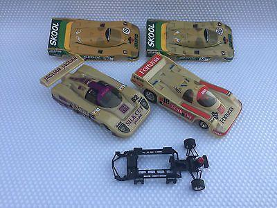 Scalextric SRS Jaguar & Porsche 962  Spares 1/32 Slot Cars https://t.co/qlkCl1Ut7P https://t.co/y2gbuyHqaB