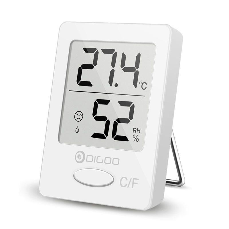 Digitales Innen Außen Thermometer Hygrometer Temperature