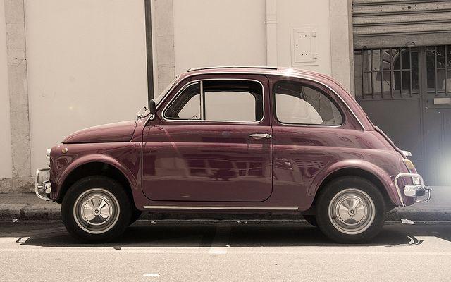 Fiat 500 1950