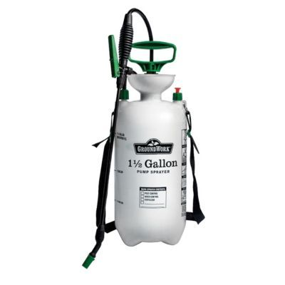 Groundwork Pump Sprayer 1 5 Gal Tractor Supplies Pumps Lawn Maintenance
